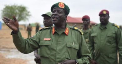 Splm io generals defected to kiir