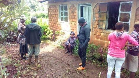 Kissii man kills by brother